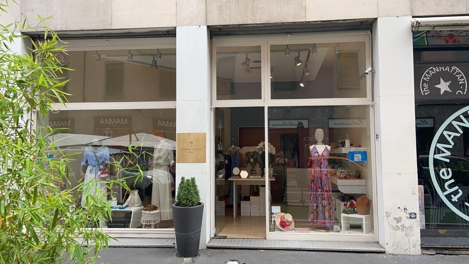 Temporary store salone del mobile 2021 corso garibaldi